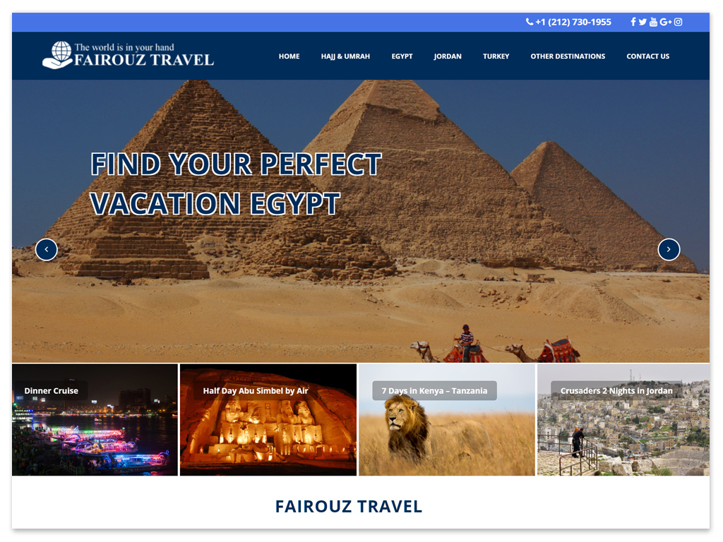 FAIROUZ TRAVEL