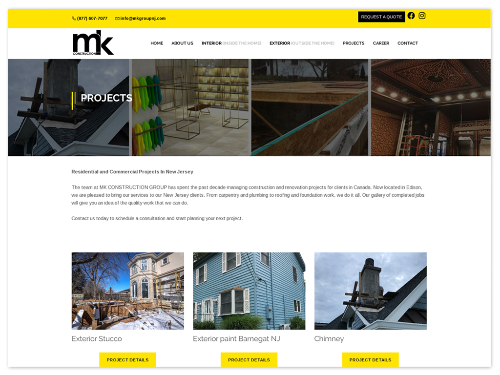 MK Group | Web Solutions