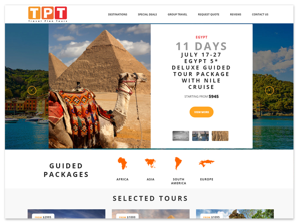 Travel Plan Tours (TPT)