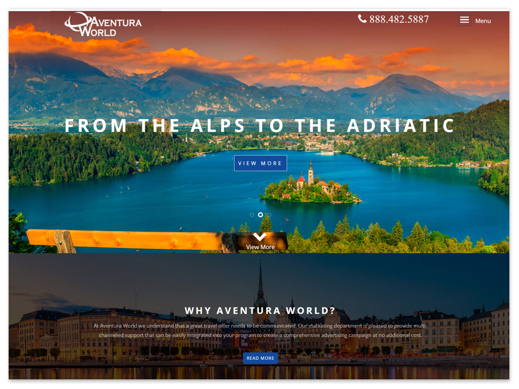 Aventura World | Web Solutions