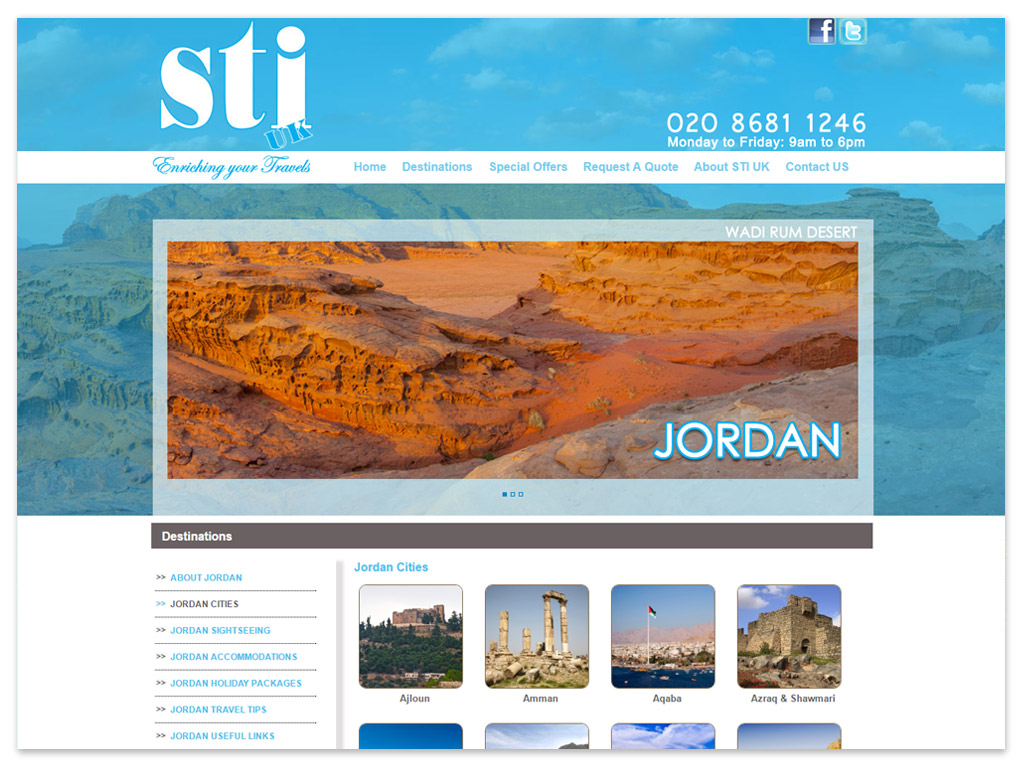 STI UK | Web Solutions