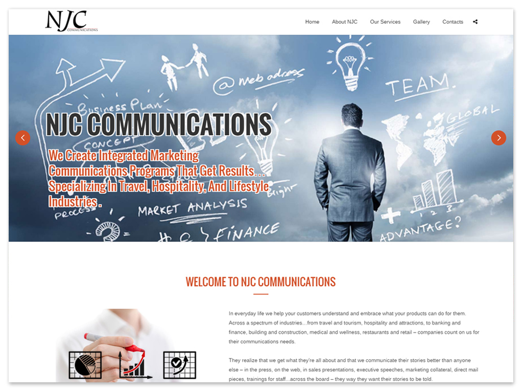 NJC Communications