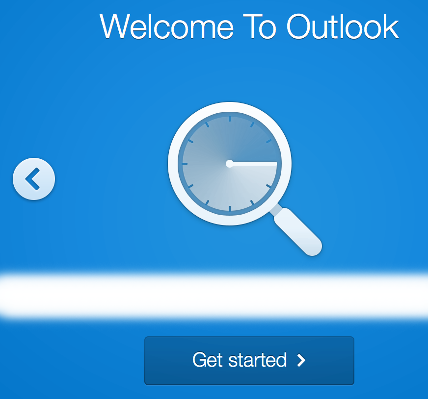 Outlook 2016 Mac Set up email